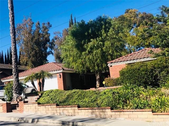 15305 Metropol Drive, Hacienda Heights, CA 91745 (#PW20037877) :: Allison James Estates and Homes