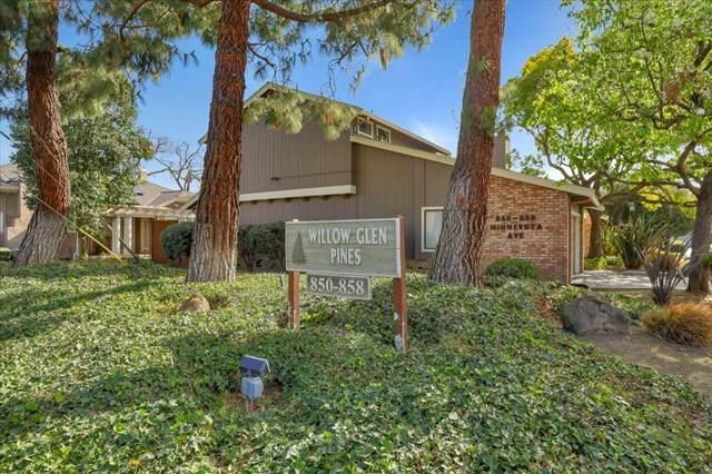 854 Minnesota Avenue #118, San Jose, CA 95125 (#ML81783752) :: Legacy 15 Real Estate Brokers