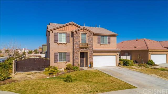 4021 Pacific Star Drive, Palmdale, CA 93552 (#SR20039407) :: Allison James Estates and Homes