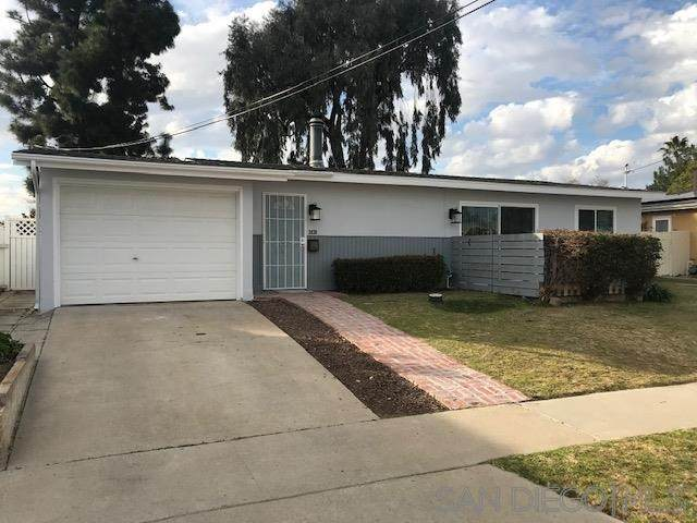 3830 Mount Abraham, San Diego, CA 92111 (#200009031) :: McKee Real Estate Group Powered By Realty Masters & Associates