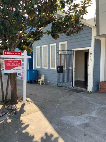 1043 Palou Avenue, San Francisco, CA 94124 (#ML81783758) :: McKee Real Estate Group Powered By Realty Masters & Associates