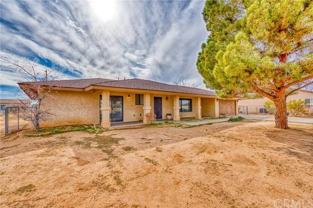 58165 Campanula Street, Yucca Valley, CA 92284 (#JT20039432) :: Allison James Estates and Homes
