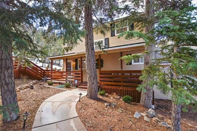 892 Jeffries Road, Big Bear, CA 92315 (#219039498DA) :: The Najar Group