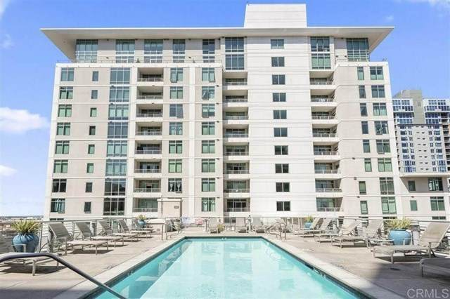 425 W Beech #310, San Diego, CA 92101 (#200009040) :: McKee Real Estate Group Powered By Realty Masters & Associates