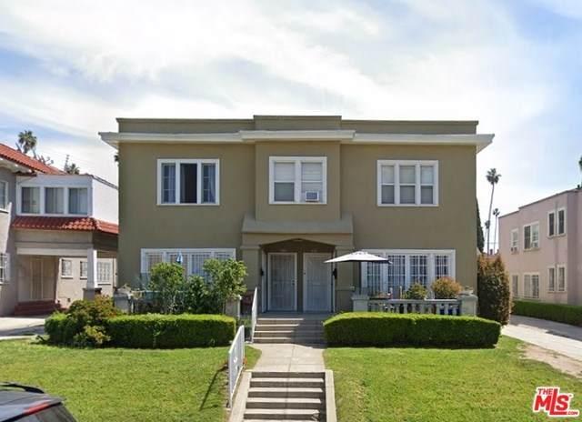 1146 5TH Avenue, Los Angeles (City), CA 90019 (#20555650) :: Allison James Estates and Homes