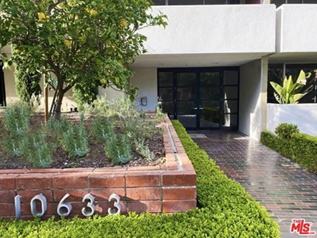 10633 Kinnard Avenue #18, Los Angeles (City), CA 90024 (#20557146) :: The Brad Korb Real Estate Group