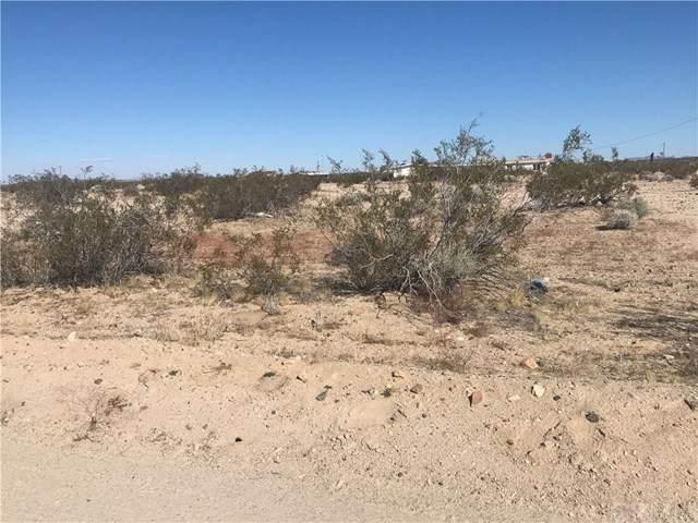 0 Carot Road, Joshua Tree, CA 92252 (#JT20039690) :: The Laffins Real Estate Team