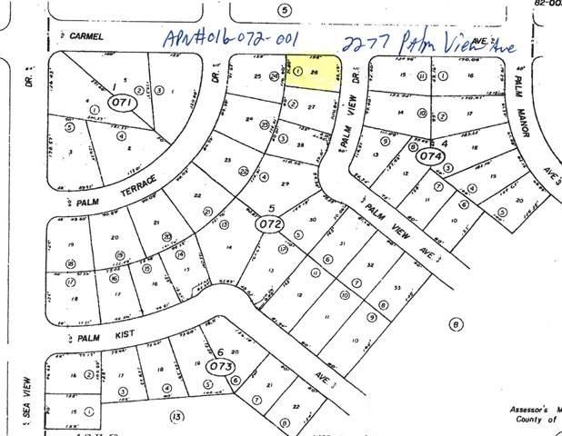 2277 Palm View Avenue, Salton City, CA 92275 (#219039519DA) :: The Marelly Group | Compass