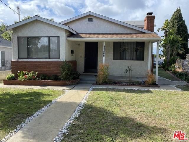 11409 Braddock Drive, Culver City, CA 90230 (#20557222) :: Millman Team
