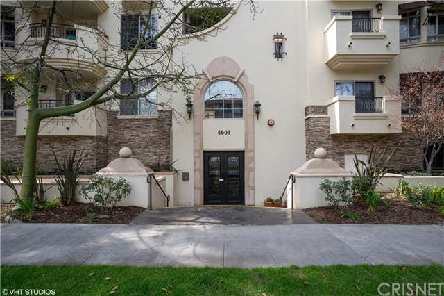 4601 Coldwater Canyon Avenue #108, Studio City, CA 91604 (#SR20033189) :: The Brad Korb Real Estate Group