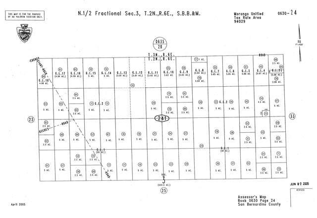 0 Giant Rock Road, Johnson Valley, CA 92285 (#219039529DA) :: Z Team OC Real Estate