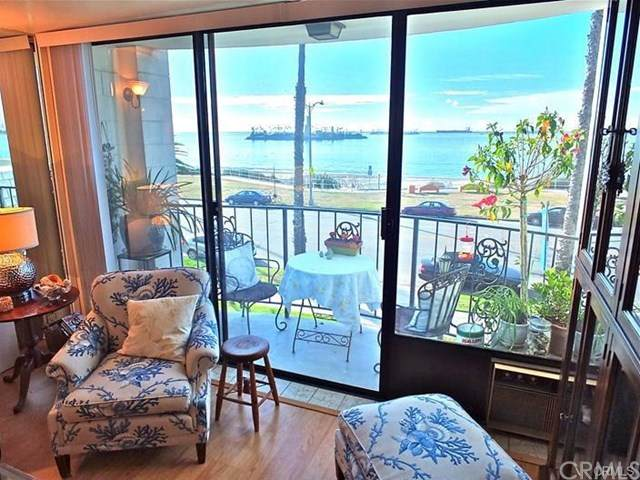 2601 E Ocean Boulevard #211, Long Beach, CA 90803 (#PW20039848) :: The Parsons Team