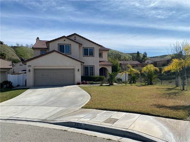 3811 Mule Creek Court, San Bernardino, CA 92407 (#SW20039908) :: The Marelly Group | Compass