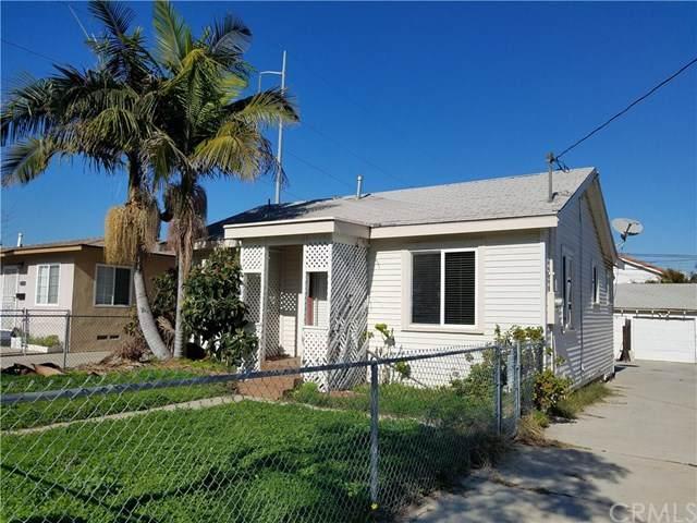 4447 W 169th Street, Lawndale, CA 90260 (#SB20040063) :: Allison James Estates and Homes