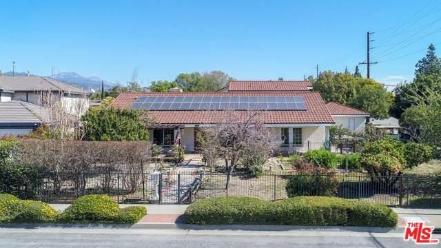 1348 S Barranca Avenue, Glendora, CA 91740 (#20557252) :: Coldwell Banker Millennium