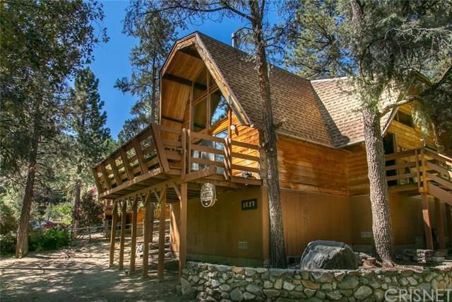 1617 Bernina Drive, Pine Mountain Club, CA 93222 (#SR20035811) :: The Bashe Team