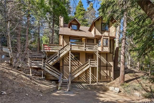 356 Flower Drive, Lake Arrowhead, CA 92352 (#EV20040188) :: Steele Canyon Realty