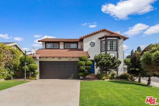 5146 Lindblade Drive, Culver City, CA 90230 (MLS #20557088) :: Desert Area Homes For Sale