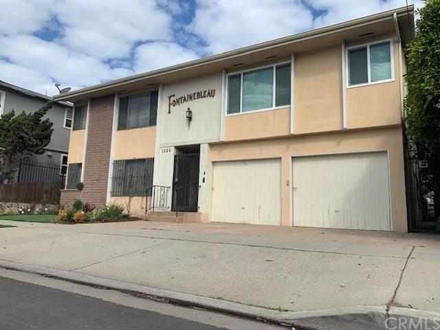 1525 E 2nd Street #4, Long Beach, CA 90802 (#OC20040297) :: Keller Williams Realty, LA Harbor