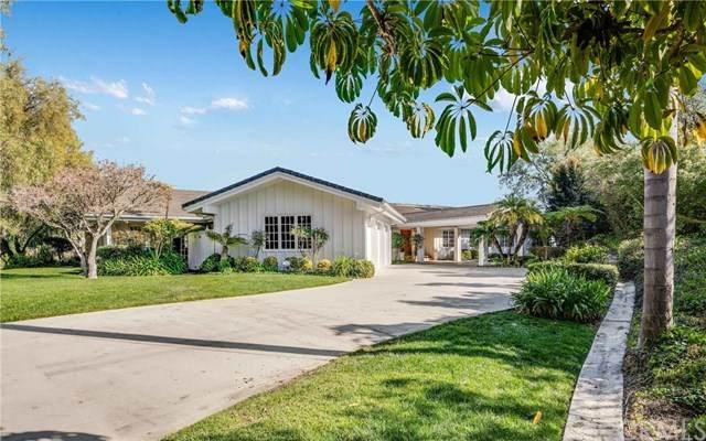 6 Cinchring Road, Rolling Hills, CA 90274 (#PV20039106) :: Keller Williams Realty, LA Harbor