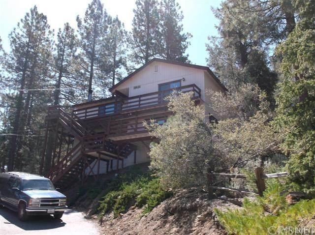 16616 Sandalwood Drive, Pine Mountain Club, CA 93222 (#SR20040344) :: The Bashe Team
