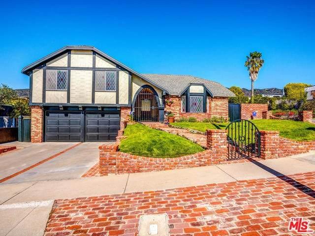 18265 Wakecrest Drive, Malibu, CA 90265 (MLS #20555794) :: Desert Area Homes For Sale