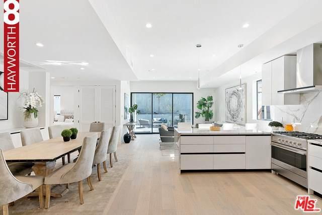 1426 S Hayworth Avenue #301, Los Angeles (City), CA 90035 (#20557404) :: Steele Canyon Realty