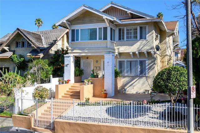 212 S Vendome Street, Los Angeles (City), CA 90057 (#TR20040106) :: RE/MAX Empire Properties