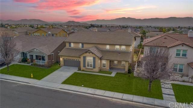 13689 Heisler Street, Eastvale, CA 92880 (#IV20039979) :: Allison James Estates and Homes
