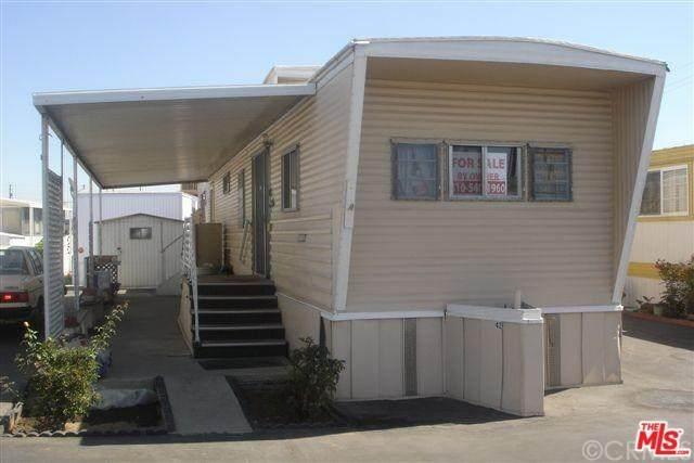 21926 S Vermont Avenue #42, Torrance, CA 90502 (#20557620) :: Millman Team