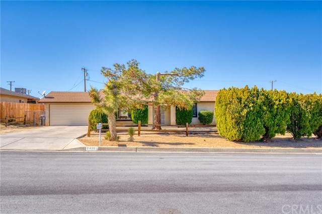 7426 Goleta Avenue, Yucca Valley, CA 92284 (#JT20035446) :: RE/MAX Masters