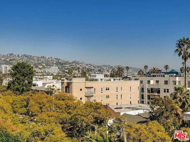 441 N Oakhurst Drive #601, Beverly Hills, CA 90210 (#20556698) :: Veléz & Associates