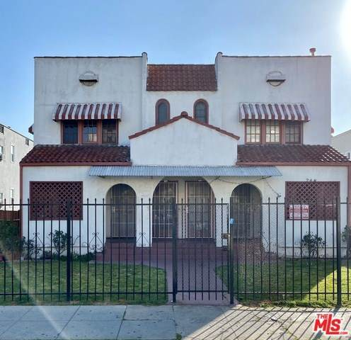 248 S Alexandria Avenue, Los Angeles (City), CA 90004 (#20557674) :: RE/MAX Empire Properties