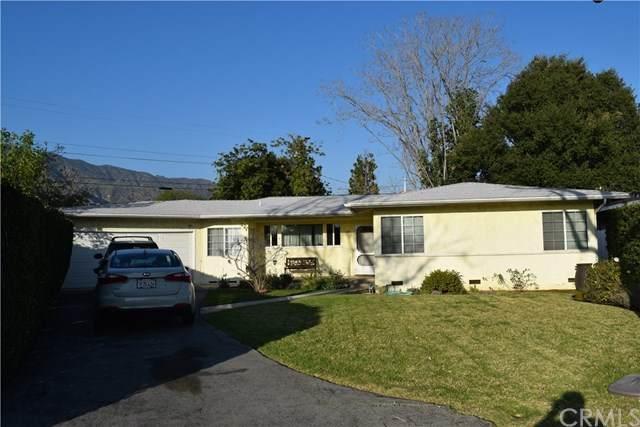 148 N Vecino Avenue, Glendora, CA 91741 (#CV20040857) :: Millman Team