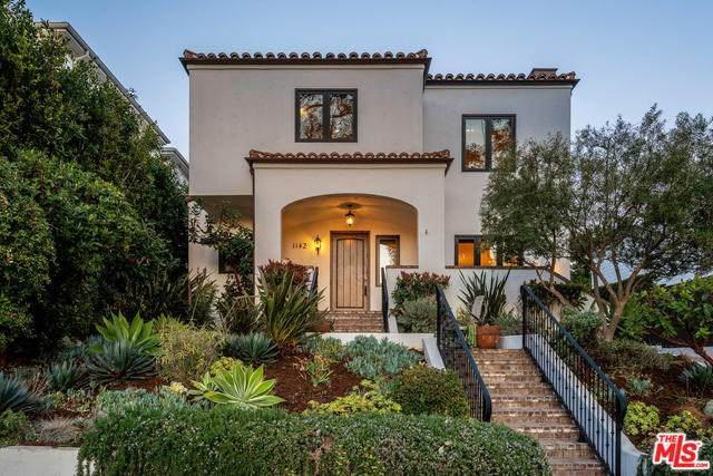 1142 Hartzell Street, Pacific Palisades, CA 90272 (#20541842) :: Rose Real Estate Group