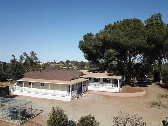 1499 S Grade Rd, Alpine, CA 91901 (#200009284) :: Rose Real Estate Group