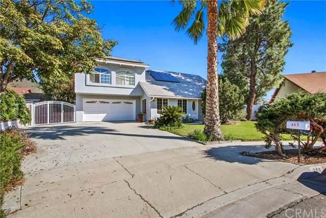 465 N Christine Street, Orange, CA 92869 (#PW20040964) :: Crudo & Associates