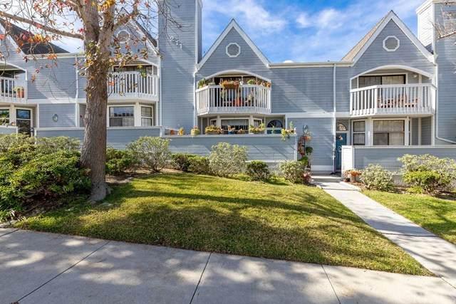 211 S Lucia #2, Redondo Beach, CA 90277 (#PV20000457) :: Keller Williams Realty, LA Harbor
