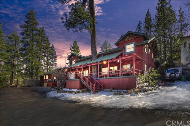 657 Modoc Drive, Big Bear, CA 92315 (#EV20040541) :: Team Tami