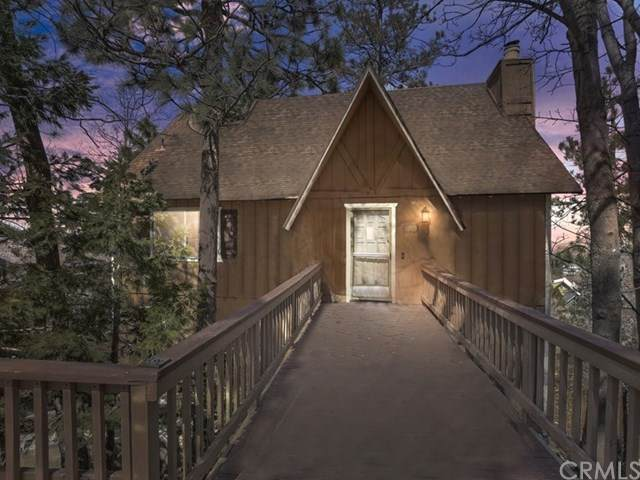 1434 Yosemite Drive, Lake Arrowhead, CA 92352 (#EV20041278) :: Steele Canyon Realty