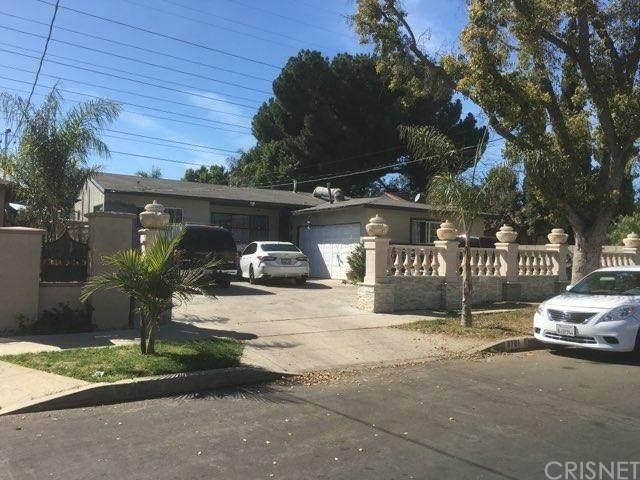 8701 Roslyndale Avenue, Arleta, CA 91331 (#SR20041341) :: Cal American Realty