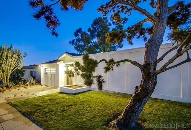 3327 Hill St, San Diego, CA 92106 (#200009418) :: The Najar Group