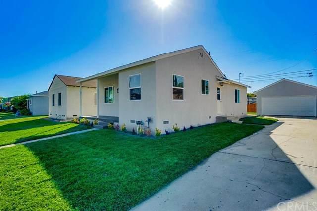 6157 Fidler Avenue, Lakewood, CA 90712 (#DW20040551) :: Allison James Estates and Homes