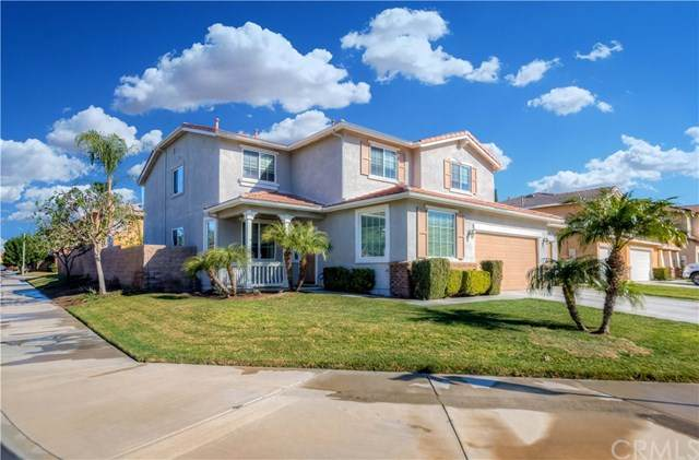 12340 Nicole Court, Eastvale, CA 91752 (#PW20023919) :: Allison James Estates and Homes