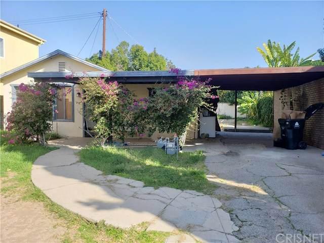 10840 Eldora Avenue, Sunland, CA 91040 (#SR20039867) :: Go Gabby