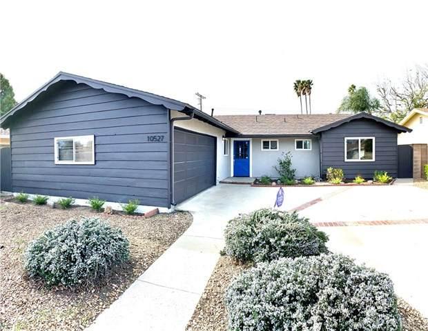 10527 Hillview Avenue, Chatsworth, CA 91311 (#SR20042028) :: Go Gabby