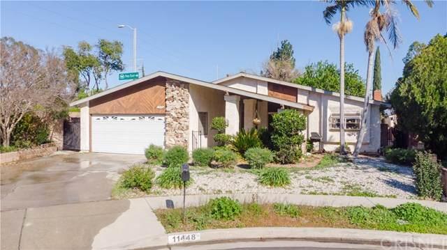 11448 Gerald Avenue, Granada Hills, CA 91344 (#SR20041965) :: Go Gabby