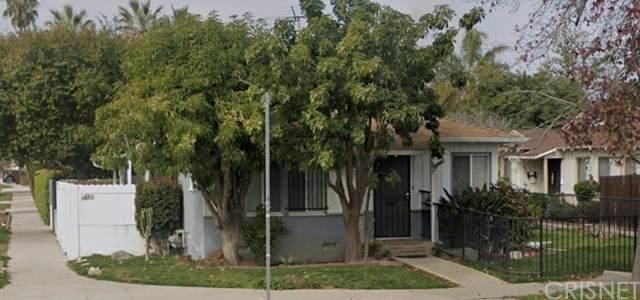 5637 Kester Avenue, Van Nuys, CA 91411 (#SR20041608) :: Veléz & Associates