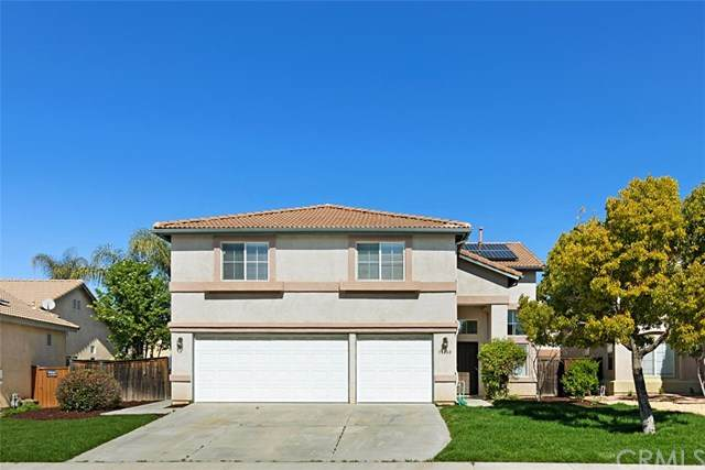 39560 Saint Honore Drive, Murrieta, CA 92563 (#SW20031514) :: Twiss Realty