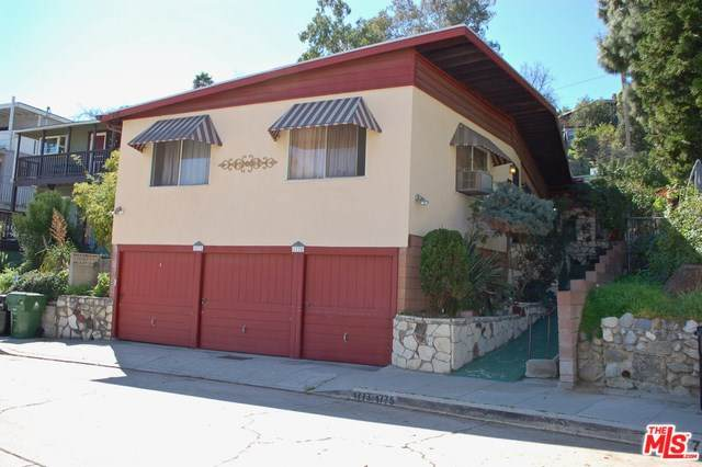 1773 College View Place, Los Angeles (City), CA 90041 (#20557952) :: Team Tami